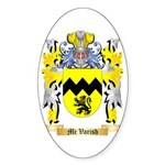 Mc Varish Sticker (Oval 50 pk)