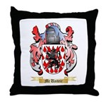 Mc Uaiteir Throw Pillow