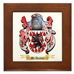Mc Uaiteir Framed Tile