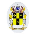 Mc Shimidh Oval Ornament