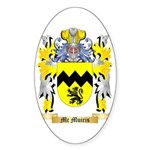 Mc Muiris Sticker (Oval 10 pk)