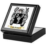Mc Micheal Keepsake Box