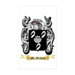 Mc Micheal Sticker (Rectangle 50 pk)