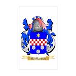 Mc Marquis Sticker (Rectangle)