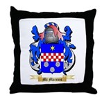 Mc Marcuis Throw Pillow