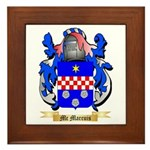 Mc Marcuis Framed Tile