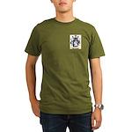 Mc Lughaidh Organic Men's T-Shirt (dark)