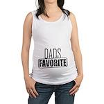 Dad's Favorite Maternity Tank Top