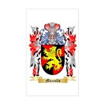 Mazzullo Sticker (Rectangle)