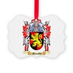 Mazzullo Picture Ornament