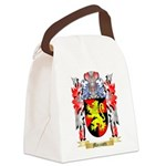 Mazziotti Canvas Lunch Bag