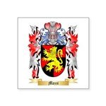 Mazzi Square Sticker 3