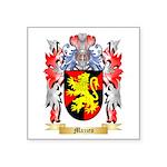 Mazzeo Square Sticker 3
