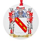 Mazzei Round Ornament
