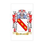 Mazzei Sticker (Rectangle)
