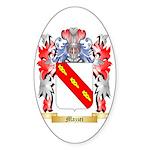 Mazzei Sticker (Oval 10 pk)