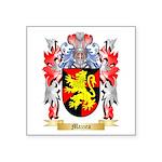 Mazzea Square Sticker 3