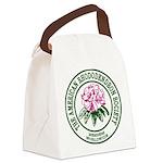 A R S Logo Canvas Lunch Bag