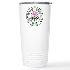 A R S Logo Stainless Steel Travel Mug