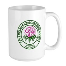 A R S Logo Large Mugs