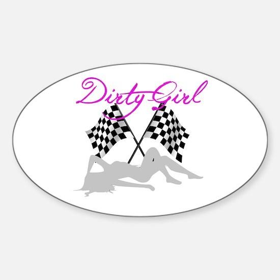 Dirty Girl Decal