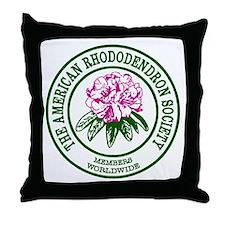 A R S Logo Throw Pillow