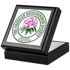 A R S Logo Keepsake Box