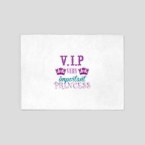 Princess: VIP 5'x7'Area Rug