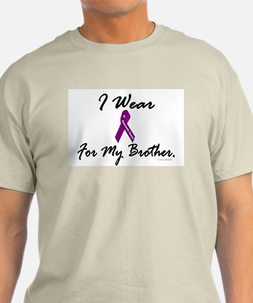 I Wear Purple (Brother PC) T-Shirt