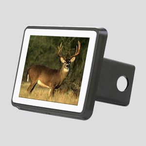 Beautiful Buck Rectangular Hitch Cover
