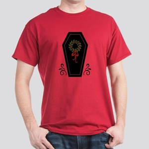 Vampire Holiday Coffin T-Shirt