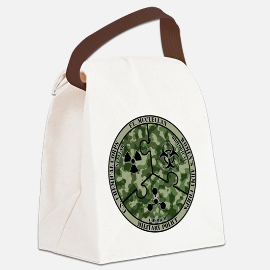 Cool Mac Canvas Lunch Bag