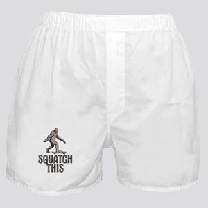 Squatch This Boxer Shorts