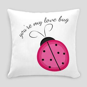 Love Bug Everyday Pillow
