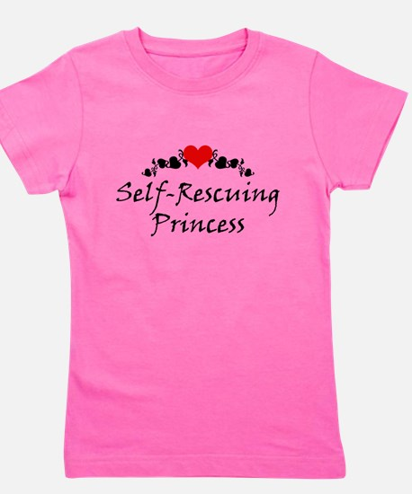 Unique Rescues Girl's Tee