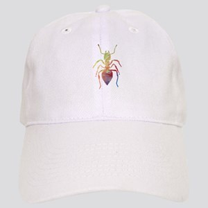 Colorful Ant painting Cap
