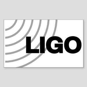 LIGO Sticker (Rectangle)
