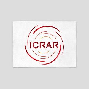 ICRAR 5'x7'Area Rug