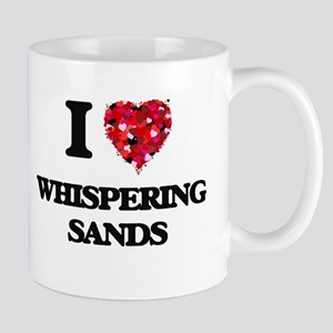 I love Whispering Sands California Mugs