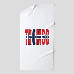 Tromso Beach Towel
