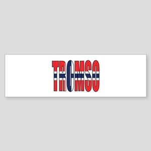 Tromso Bumper Sticker