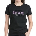 You thought Iraq was hot just wait Women's Dark T