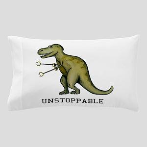 T-Rex Unstoppable Pillow Case