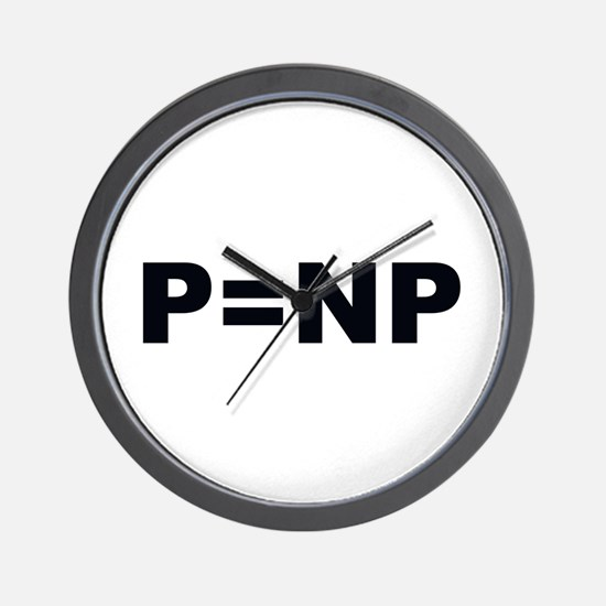 P=NP Wall Clock