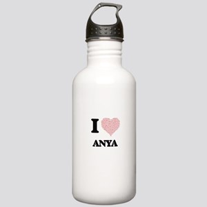 I love Anya (heart mad Stainless Water Bottle 1.0L
