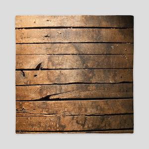 Wood Queen Duvet