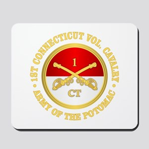 1st Connecticut Cavalry Mousepad