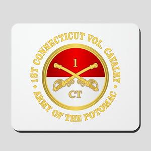 1st Connecticut Cavalry Mousepad