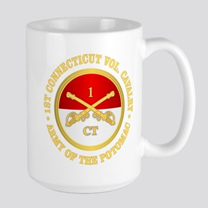 1st Connecticut Cavalry Mugs