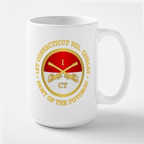 1st Connecticut Cavalry Mugs